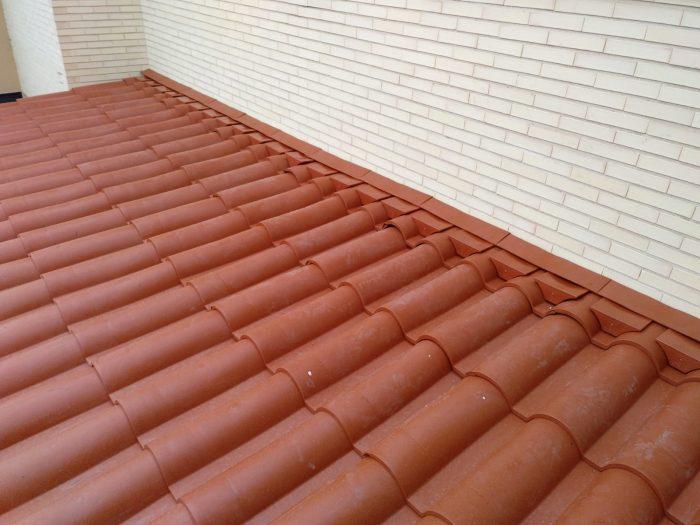 panel de tejados de plasticco