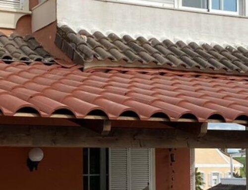 Tejas de plástico Roofeco: una alternativa a la uralita y las cubiertas de policarbonato